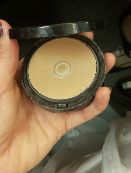 Takea pressed powder (this one is from Mark)...
