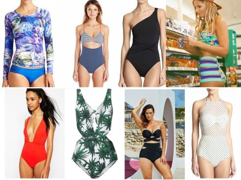 Swim 2015 Collage